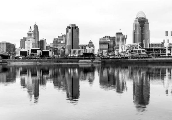 Here is Where to Find the Best Scenic Views of Cincinnati