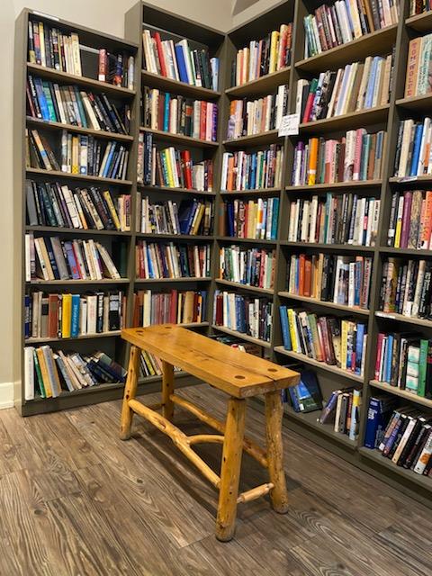 Iris book cafe books