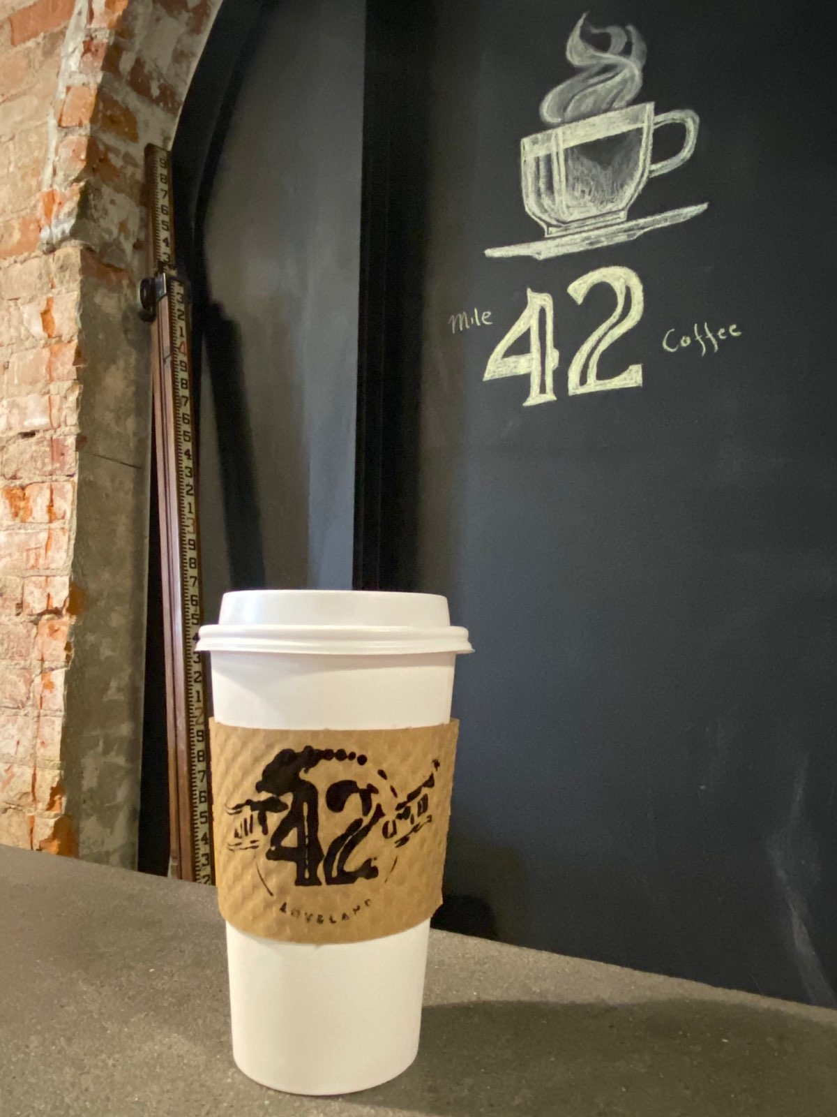 Mile 42 Coffee in Loveland, Ohio