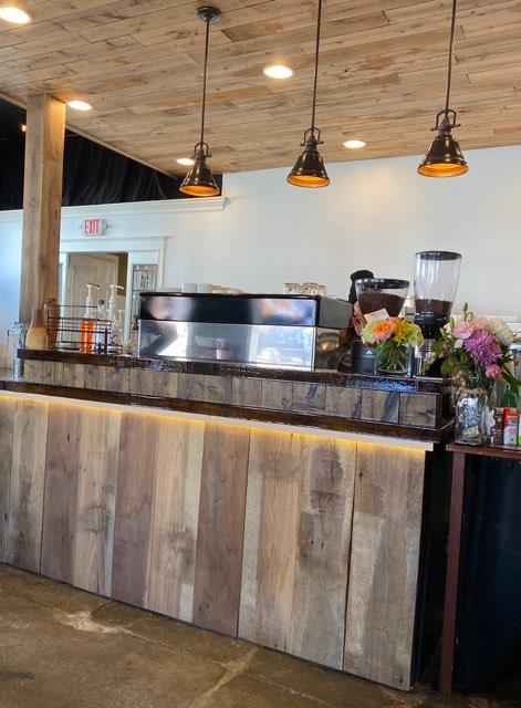 Square Mile Coffee Company in Mt. Healthy, Ohio
