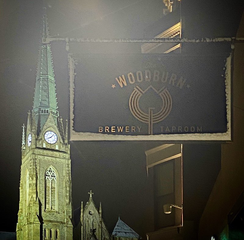 The Woodburn Brewery in East Walnut Hills
