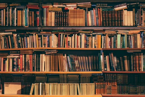 Ohio Book Store: A Five-Floor Bookworm's Dream