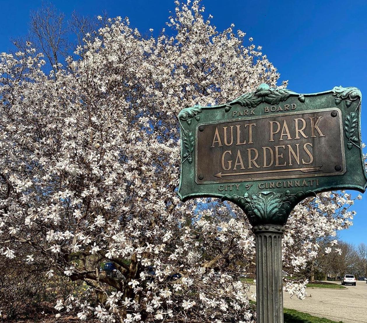 Ault Park in Cincinnati, Ohio