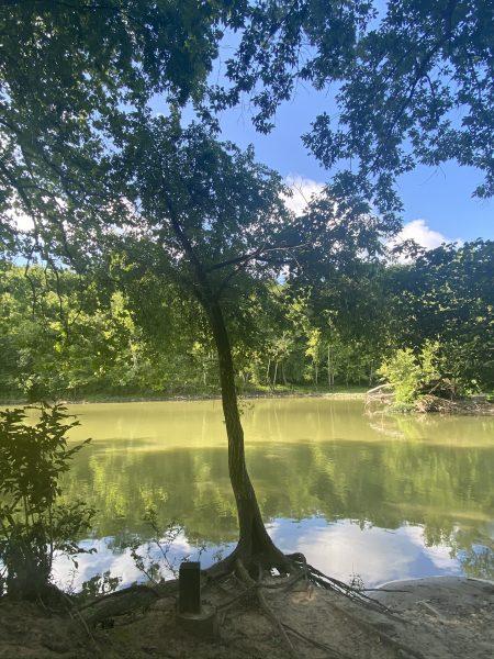 Kelley Nature Preserve river access